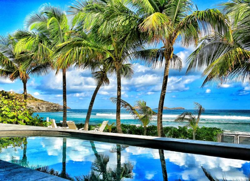 villa LES BASSES St Barts  by owner