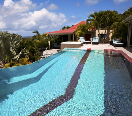Villa Maison Rouge - St Jean St Barts by owner