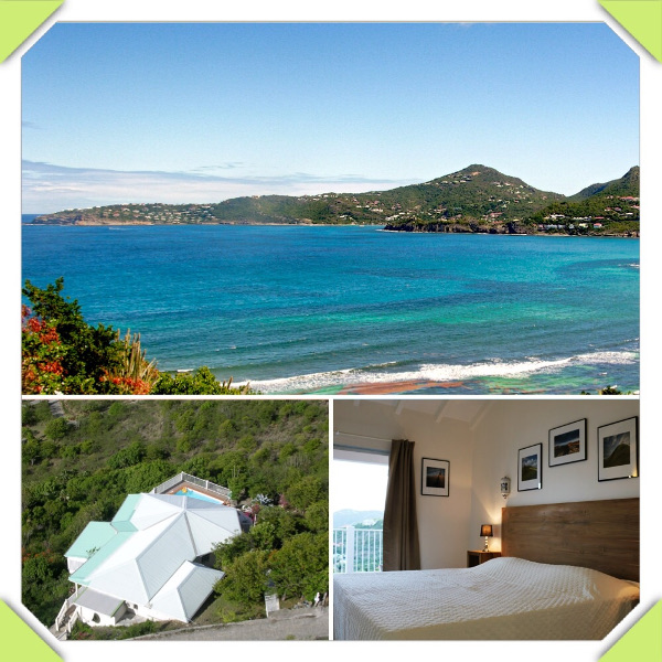 Villa Villa Nest of eagle - Anse des Cayes St Barts by owner